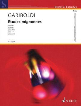 Études mignonnes Op. 131 (Flute) (HL-49016983)
