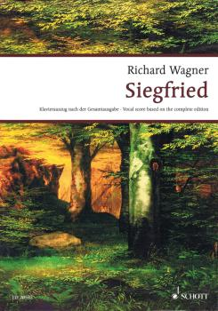 Siegfried WWV 86 C (Vocal Score) (HL-49019500)