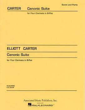 Canonic Suite (Score and Parts) (HL-50234860)