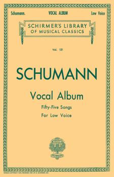 Schirmer Library of Classics Volume 121 (Low Voice) (HL-50252870)