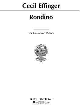 Rondino: French Horn and Piano (HL-50290840)