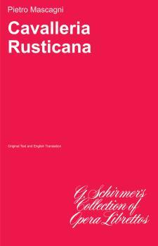 Cavalleria Rusticana (Libretto) (HL-50340230)