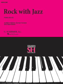 Rock with Jazz - Book I (Piano Solo) (HL-50452650)