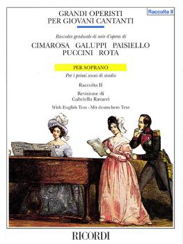 Great Opera Composers for Young Singers - Volume 2 (Soprano and Piano) (HL-50484293)