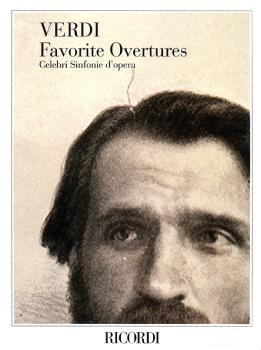 Verdi Favorite Overtures: Celebri Sinfonie d'opera (HL-50484922)