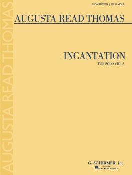 Incantation (Solo Viola) (HL-50486251)