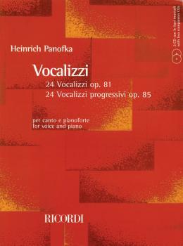 24 Vocalizzi, Op. 81 and 24 Vocalizzi Progressivi, Op. 85 (HL-50486344)