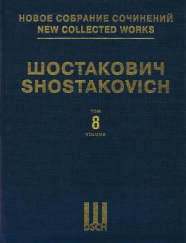 Symphony No. 8, Op. 65: New Collected Works of Dmitri Shostakovich - V (HL-50490117)