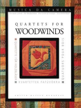 Quartets for Woodwinds: Musica da Camera for Music Schools (HL-50490232)