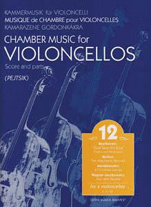 Chamber Music for Violoncellos, Vol. 12 (Four Violoncellos) (HL-50490592)