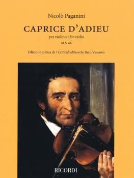 Caprice D'adieu (Violin Solo) (HL-50601152)