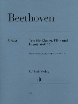 Trio for Piano, Flute, and Bassoon, WoO 37 (HL-51480343)