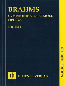 Symphony C Minor Op. 68, No. 1 (Study Score) (HL-51489851)