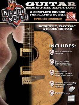 House of Blues Guitar - Master Edition (HL-00233444)