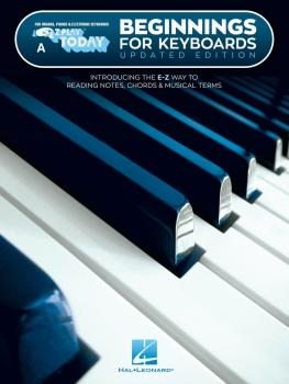 Beginnings for Keyboards - Book A (Updated Edition) (HL-00276929)