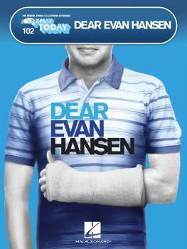 Dear Evan Hansen (E-Z Play Today #102) (HL-00286388)