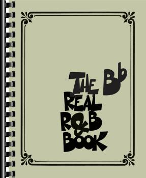 The Real R&B Book (B-Flat Instruments) (HL-00276590)
