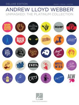 Andrew Lloyd Webber - Unmasked: The Platinum Collection, Deluxe Editio (HL-00275065)
