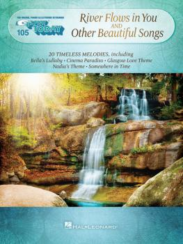 River Flows in You and Other Beautiful Songs: E-Z Play Today Volume 10 (HL-00287417)