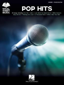 Pop Hits: Singer + Piano/Guitar (HL-00255806)