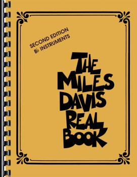 The Miles Davis Real Book - Second Edition (B-Flat Instruments) (HL-00269723)