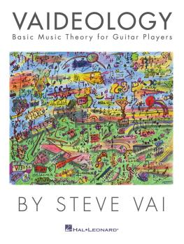 Vaideology: Basic Music Theory for Guitar Players (HL-00279217)