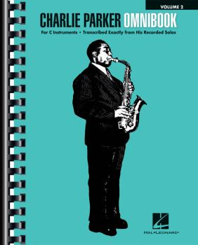 Charlie Parker Omnibook - Volume 2 (for C Instruments) (HL-00265664)
