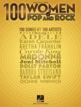 100 Women of Pop and Rock (HL-00284391)