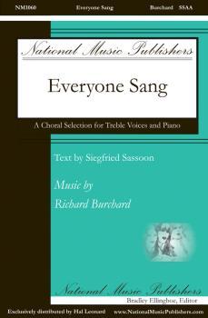 Everyone Sang (HL-00289518)