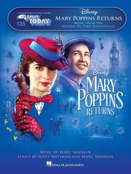 Mary Poppins Returns (E-Z Play Today #135) (HL-00289978)