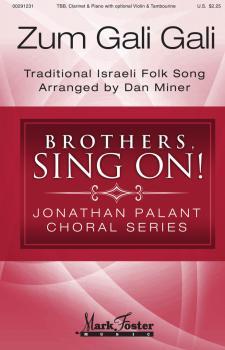 Zum Gali Gali: Jonathan Palant Choral Series (HL-00291231)