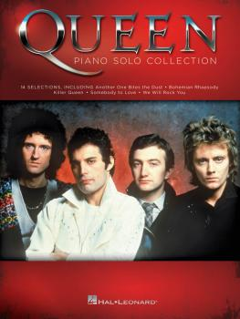 Queen - Piano Solo Collection (HL-00289784)