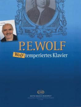 Wolf-Temperiertes Klavier (24 pieces for piano) (HL-50601988)