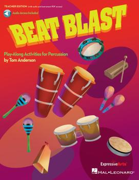 Beat Blast: Play-Along Activities for Percussion (HL-00289979)