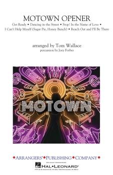 Motown Theme Show Opener (HL-00294537)