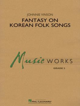 Fantasy on Korean Folk Songs (HL-04005898)