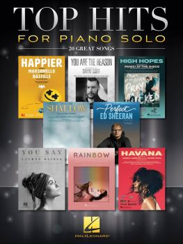 Top Hits for Piano Solo (20 Great Songs) (HL-00294635)