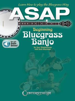 ASAP Beginning Bluegrass Banjo: Learn How to Pick the Bluegrass Way (HL-00295683)