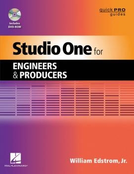 Studio One for Engineers and Producers (HL-00333875)