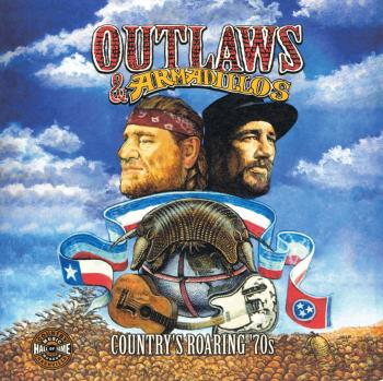 Outlaws & Armadillos: Country's Roaring '70s (HL-00279563)