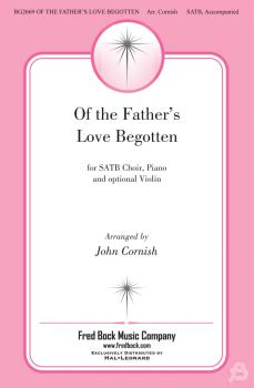 Of the Father's Love Begotten (HL-00292885)