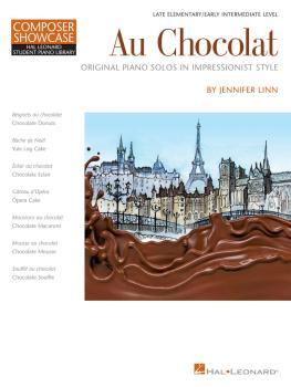Au Chocolat - Original Piano Solos in Impressionist Style: Composer Sh (HL-00298110)