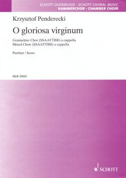 O gloriosa virginum (HL-49018117)