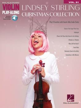 Lindsey Stirling - Christmas Collection: Violin Play-Along Volume 81 (HL-00298588)
