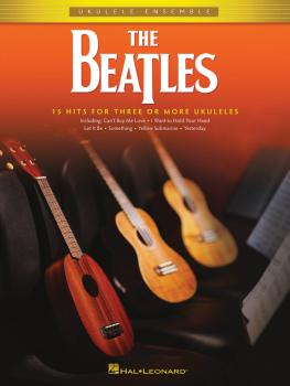 The Beatles (Ukulele Ensemble) (HL-00295927)