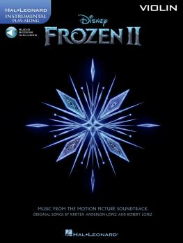 Frozen 2 Violin Play-Along (HL-00329584)