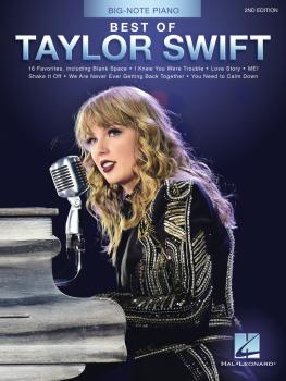 Best of Taylor Swift - 2nd Edition (HL-00339619)