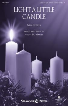 Light a Little Candle (New Edition) (HL-00295398)