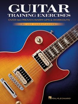 Guitar Training Exercises: Over 150 Proven Warm-Ups & Workouts (HL-00300639)