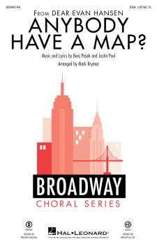 Anybody Have A Map? (from Dear Evan Hansen) (HL-00346744)
